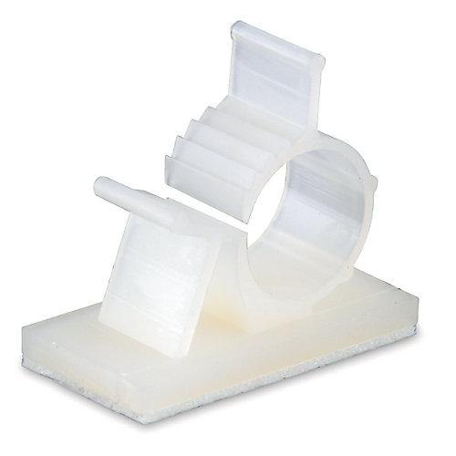 Collier en plastique Kwik de 1/2po de dia.