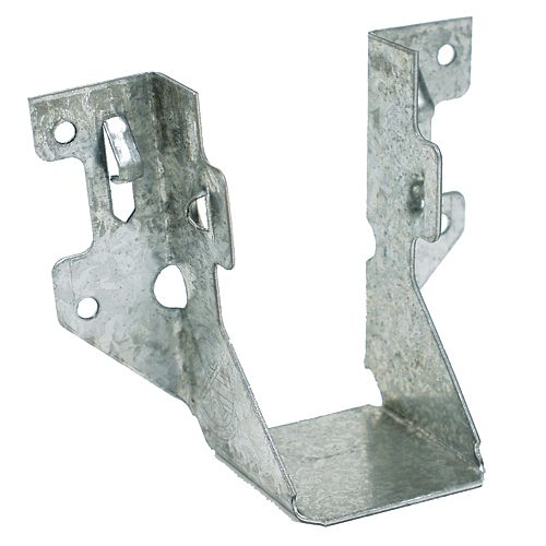 LUS ZMAX Galvanized Face-Mount Joist Hanger for 2x4
