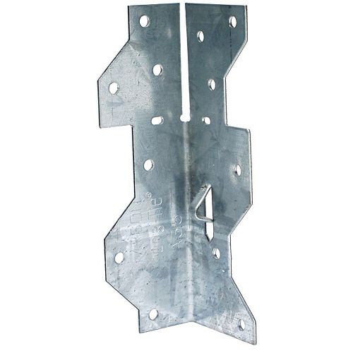 1-7/16 inch x 4-1/2 inch ZMAX Galvanized Framing Angle