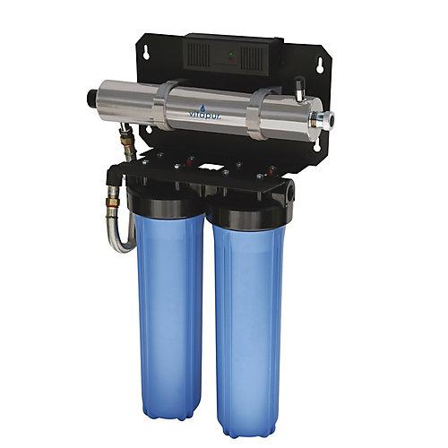 Système UV Rack de désinfection de l'eau pour toute la maison Vitapur
