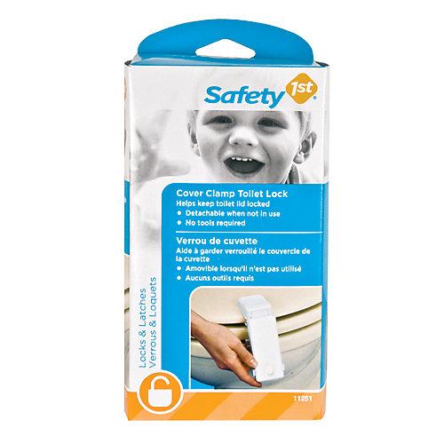 Dispositif de verrouillage de la cuvette de toilette