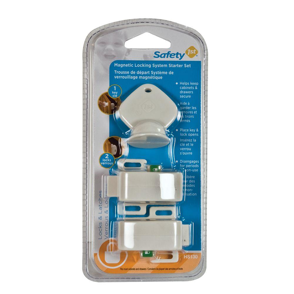 Safety 1st Tot Lock Starter Set