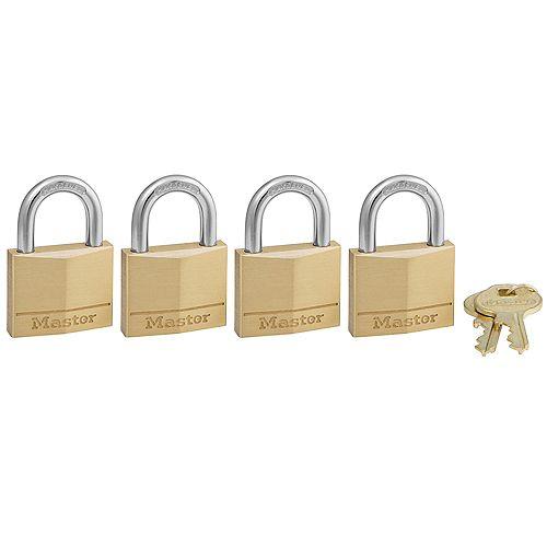 Pack de 4 clés identiques