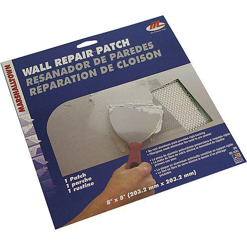8x8 Drywall Patch Kit