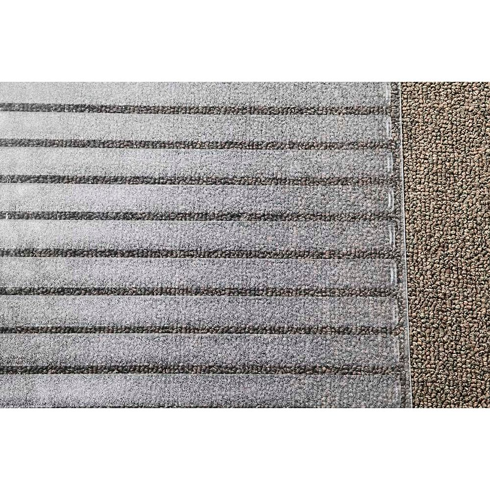 Multy Home Hard Floor Clear Vinyl Runner 27 in x Custom Length (Price per linear foot)