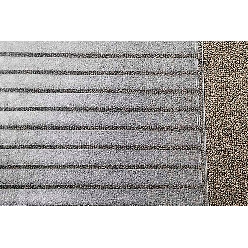 Hard Floor Clear Vinyl Runner 27 in x Custom Length (Price per linear foot)