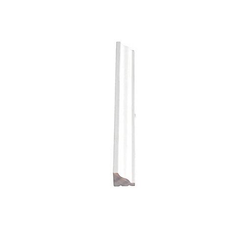 Couronne apprêtée et jointée, en pin - 1/2 x 3/4 (Prix par pied)