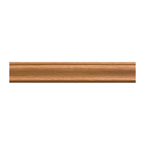 Oak Colonial Trim Moulding 3/8 x 1-1/4 - Sold Per 8 Foot Piece