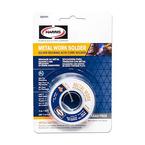 SAC300 3 Oz Metal Work Solder