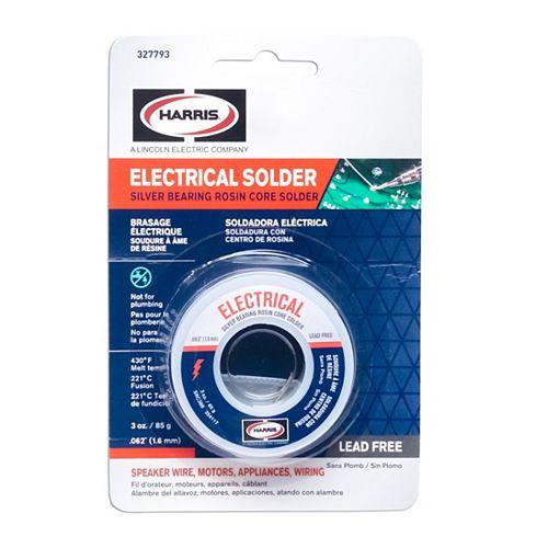 327793 - 3 oz. Electrical Solder