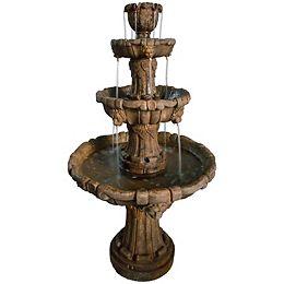 Grande Leone fontaine
