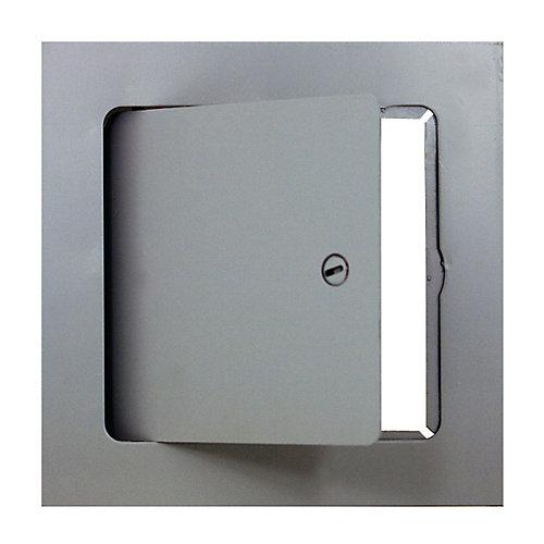 ADM 18 - 18 po x 18 po Porte d'accès métallique de 18 po