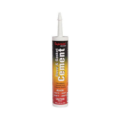 Ciment pour poêle noir 304 ml (10,3 oz liq.)