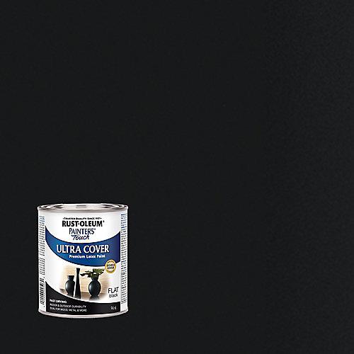 Peinture Tout Usage En Noir Mat - 946 Ml