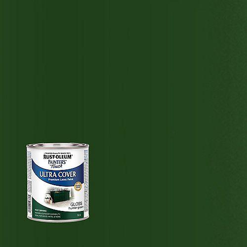 Peinture Multi Usages En Vert Chasseur Lustré - 946 mL