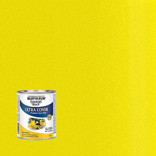 Multi-Purpose Paint in Gloss Sun Yellow, 946 mL