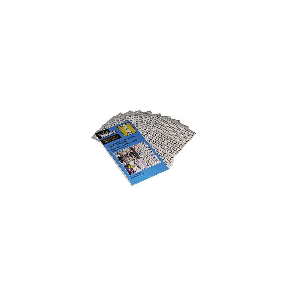 IDEAL Livret marqueur de fil no 46-90