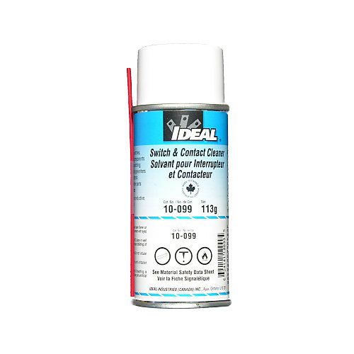 Switch Contact Spray Cleaner