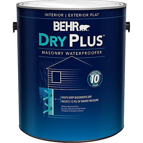 Premium Basement & Masonry Waterproofer Paint, White, 3.73 L