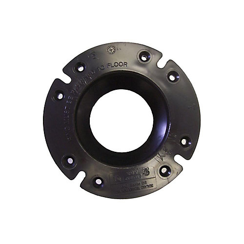 Waterless Toilet Parts/ Hardware with 3-inch 4 Bolt Floor Flange