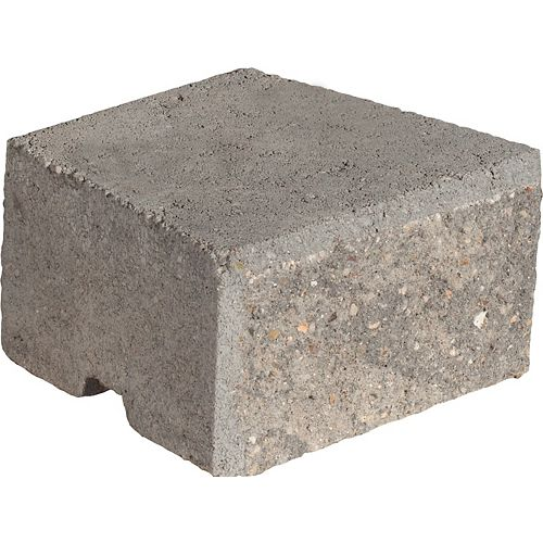 Shaw Brick Classic Wedgestone Cap Natural/Charcoal