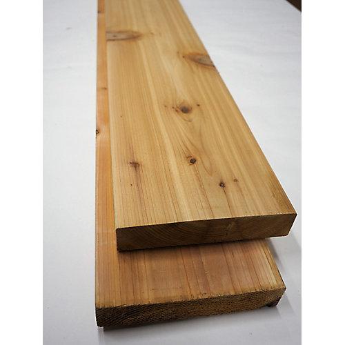 2x8x8' Premium Cedar Decking