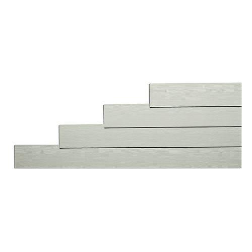 Hardie Plank 8.25-inch x 12 ft. Fibre Cement Siding Panel
