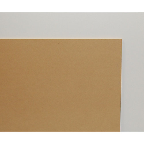 3/4 Inch  2 Feet x 2 Feet Medium Density Fiberboard (MDF) Handy Panel