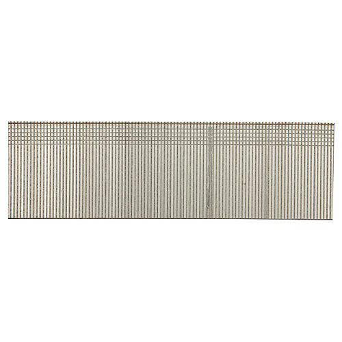 1-1/4-inch x 18-Gauge Glue Collated Brad Nail (5000 per Box)