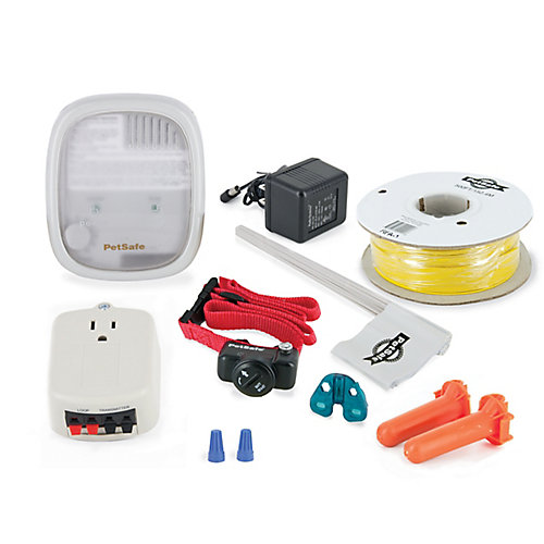Deluxe In-ground Radio Fence Pet Containment System