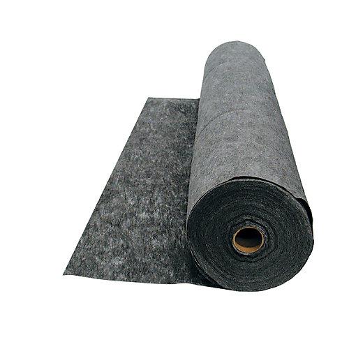 6 ft. x 50 ft. Hardscape Fabric - Folded