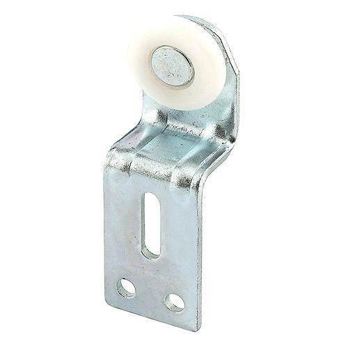 3/4 in. Back Offset, 1 in. Nylon Roller Closet Door Roller, Cox