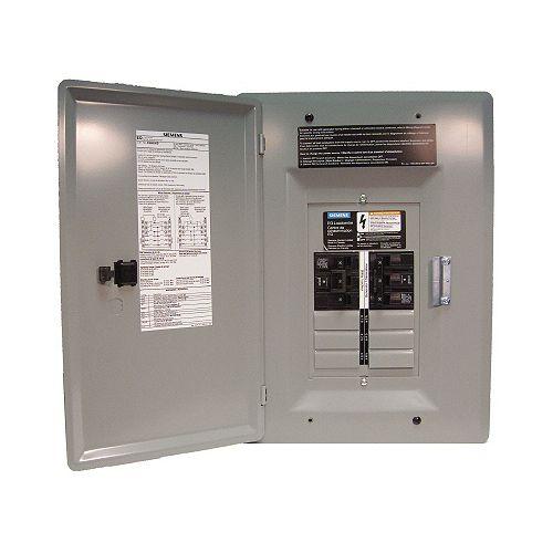 6/12 Circuit 30A 120/240V Siemens Panneau de générateur