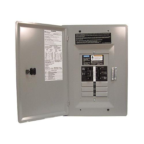 6/12 Circuit 60A 120/240V Generator Panel