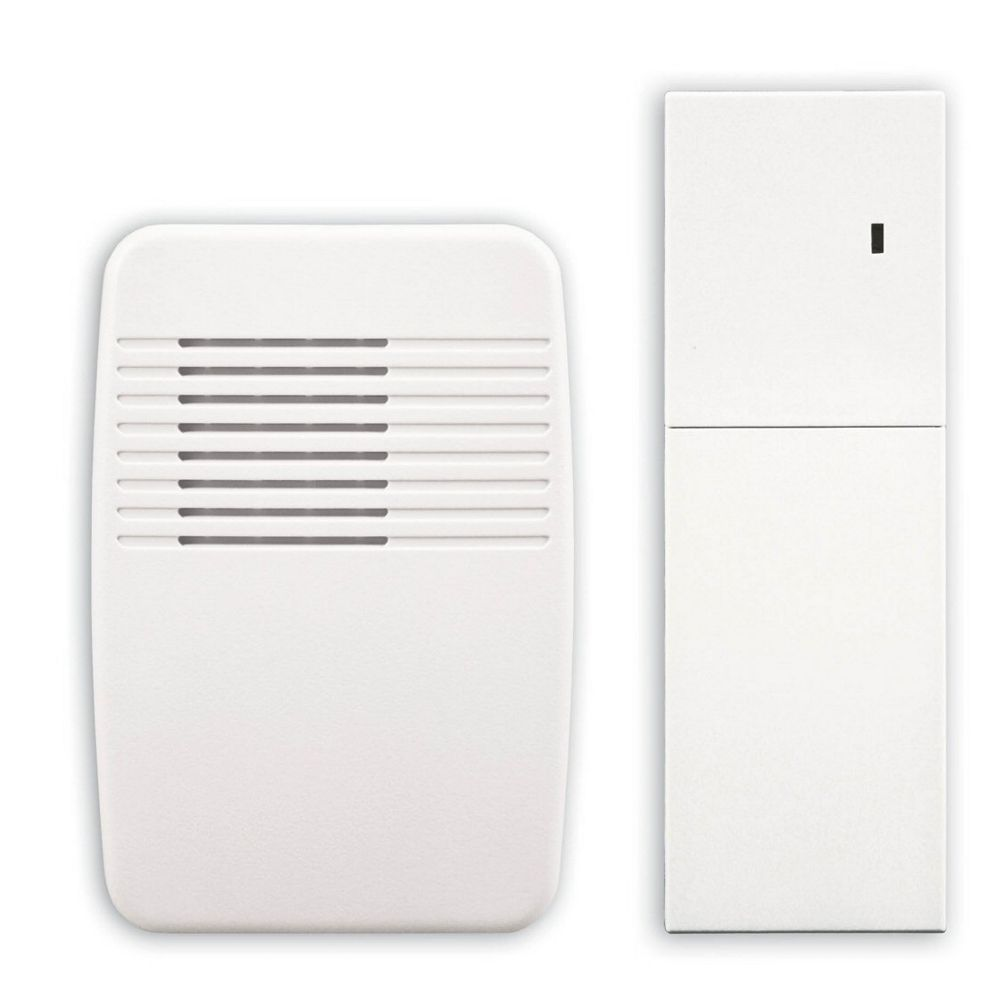 Hampton Bay Wireless Door Bell Extender Kit