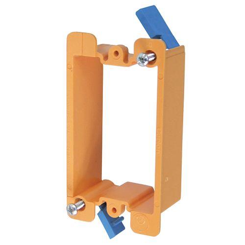 1 Gang Low Voltage Mounting Bracket  Rework
