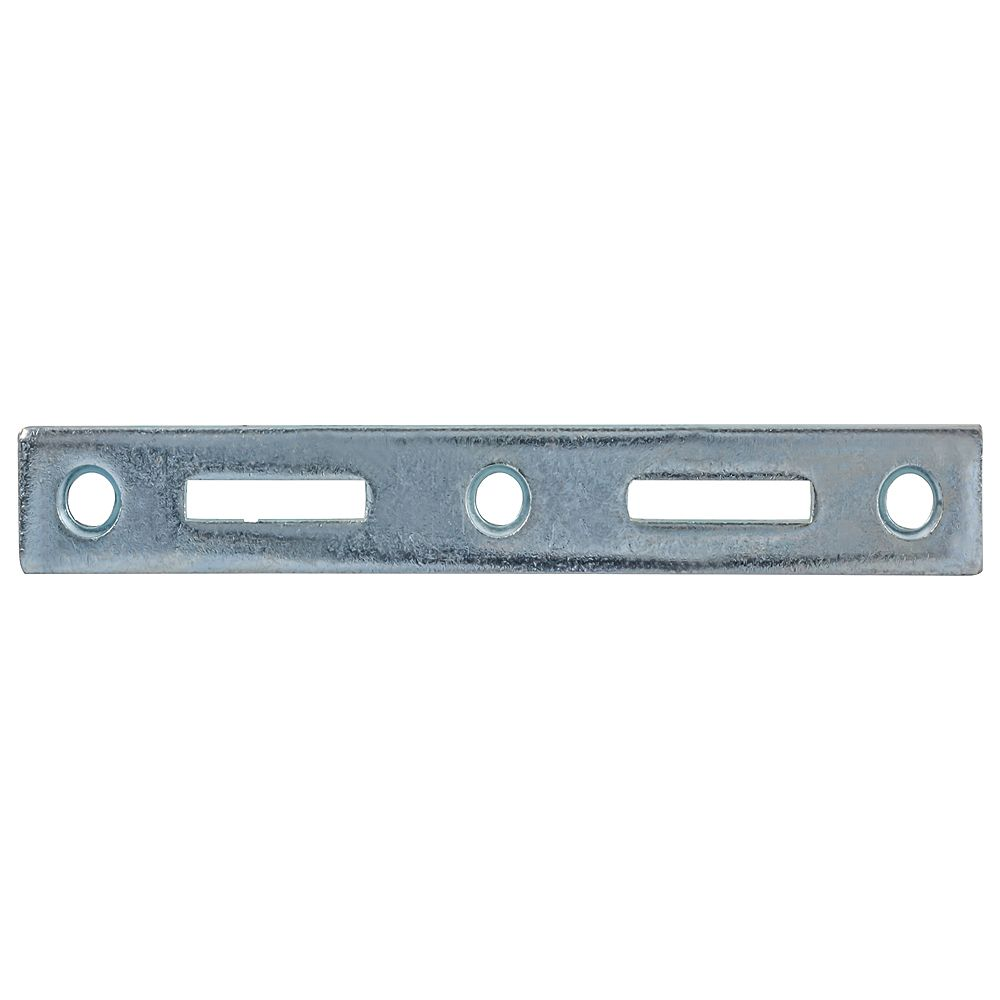 Paulin 4-inch Steel Bed Rail Fasteners Female Zinc Plated