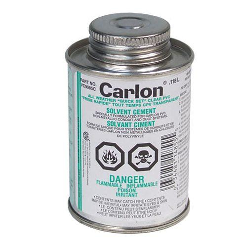 Quick-Set Cement  Solvent 118 ml