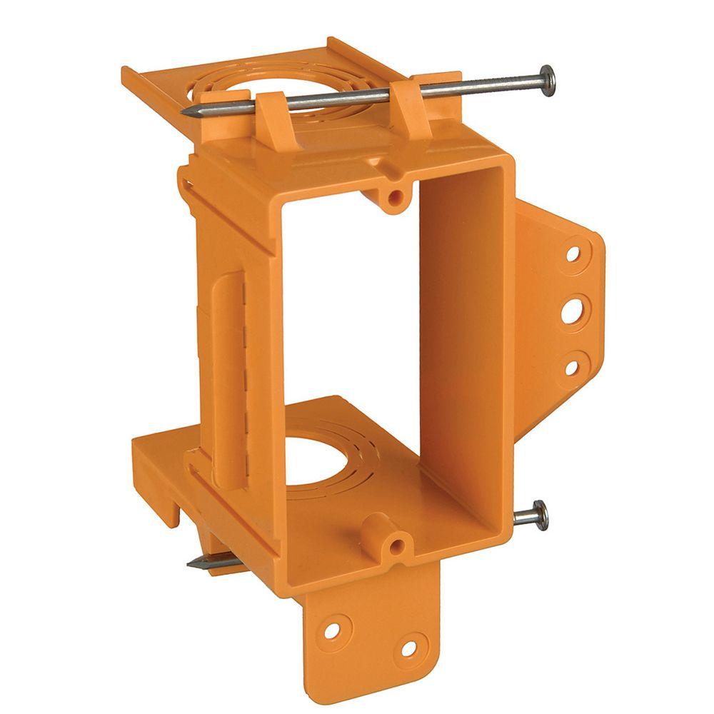 Carlon 1 Gang Low Voltage Mounting Bracket  New work