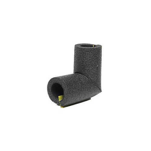 Seal 1/2 inch Elbow Pipe Insulation