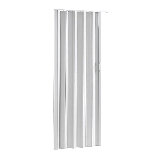 Porte Accordéon - Via Blanc 36 pi-48 pi X 80 pi