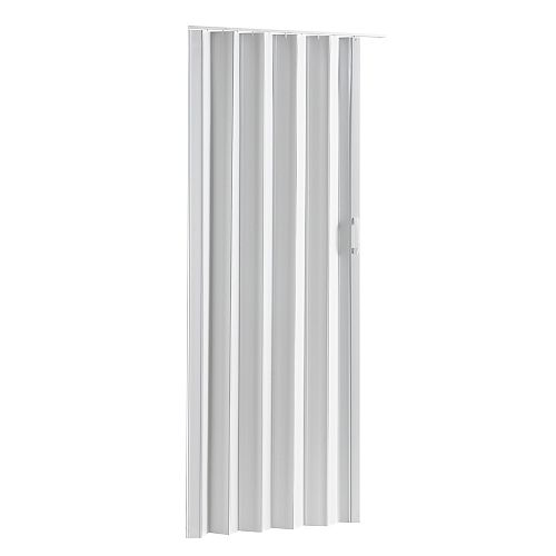 Via Folding Door 24-36 x 80 White
