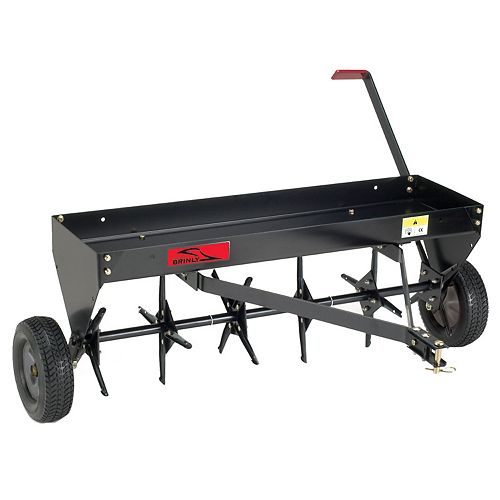Brinly-Hardy 40 inches Tow-Behind Plug Aerator