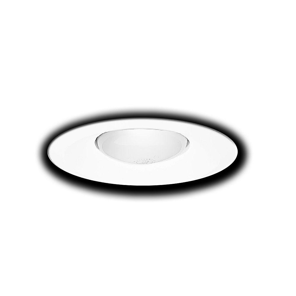 Halo White Open Splay Trim-6 Inch Aperture