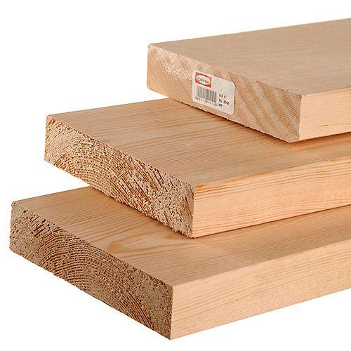 2x8x20 SPF Dimension Lumber
