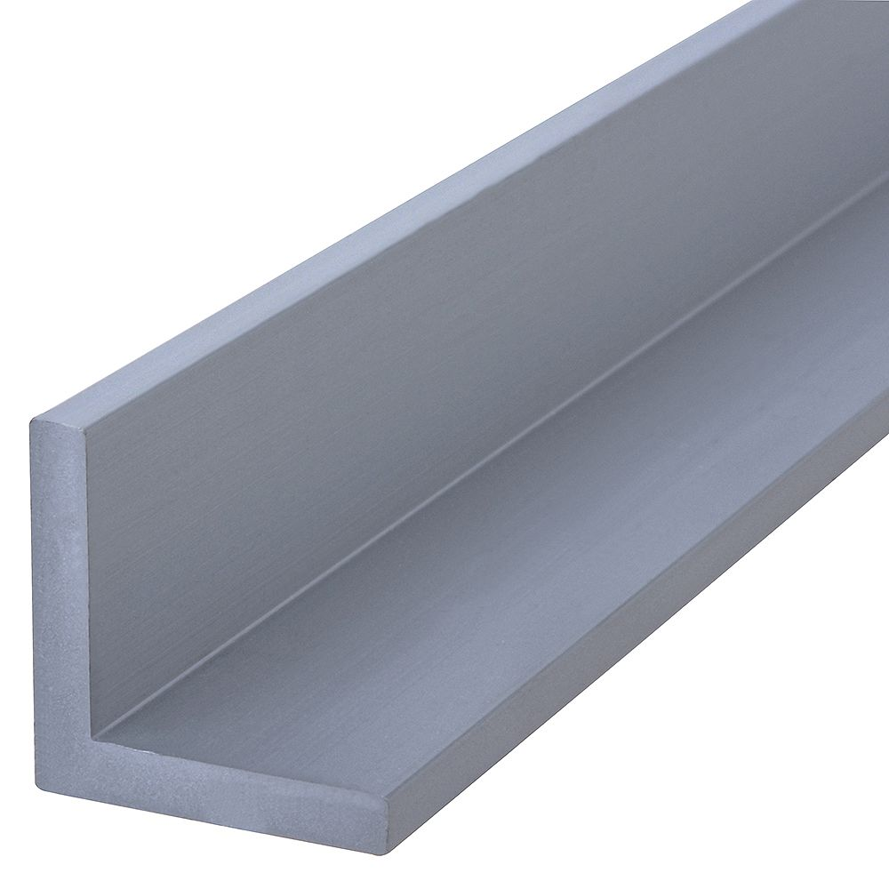 Paulin 1/8-inch x 1-1/2-inch x 6ft Aluminum Angle
