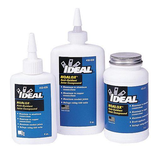 Noalox Anti-Oxidant Compound8 oz. Bottle with Brush in Cap