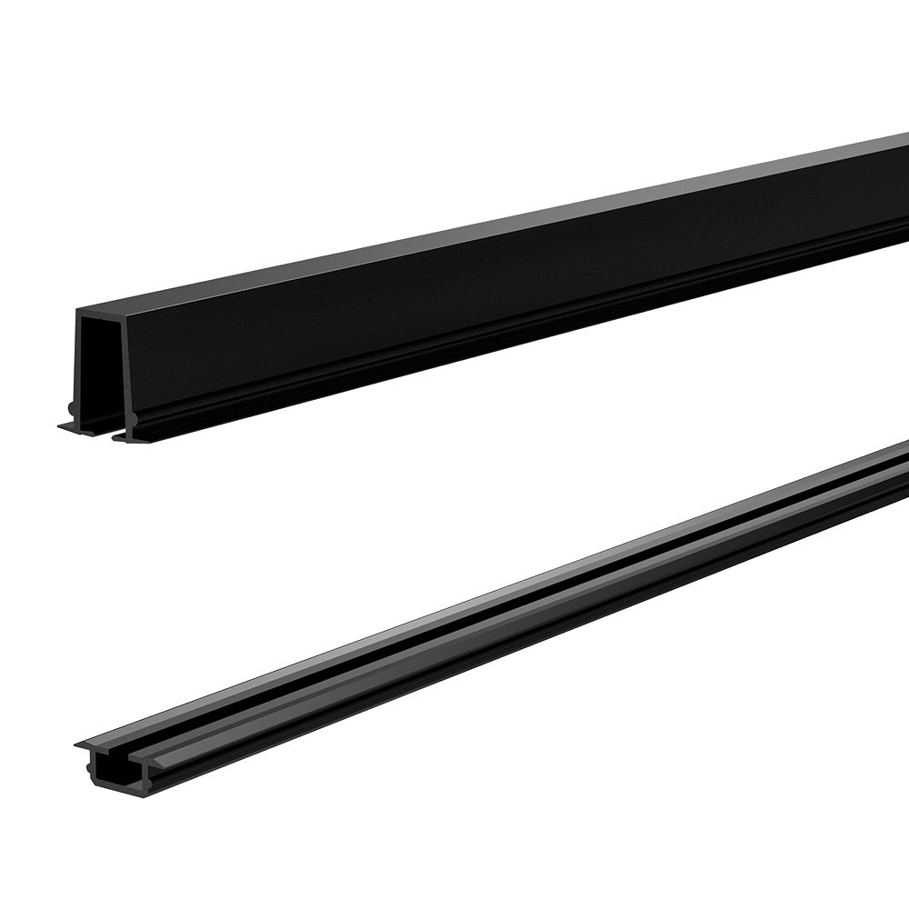 RailBlazers 6 ft. Glass Gasket for Glass Railing Panels