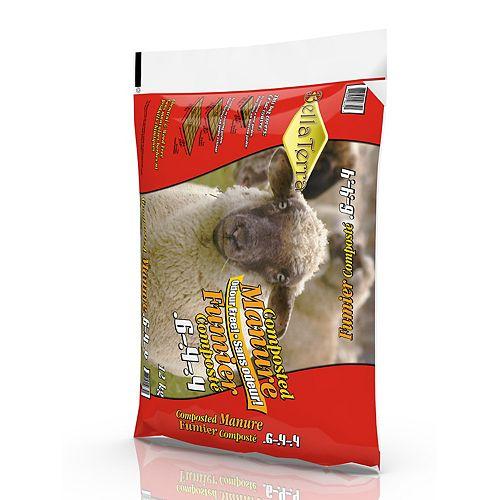 Sheep Manure 12,5 KG