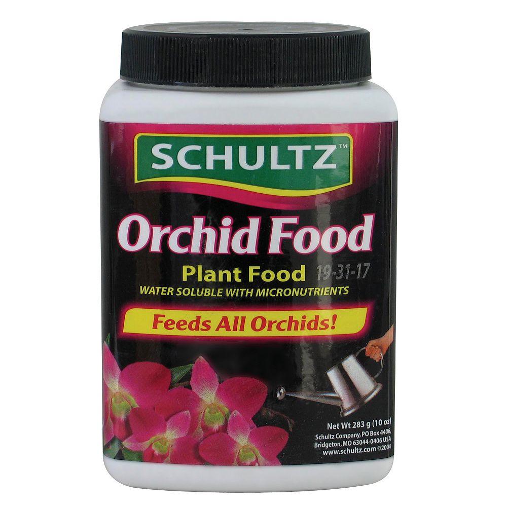 Schultz Engrais pour orchidées Schultz (283 g)